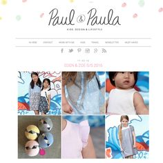 Lovely to be featured by Paul & Paula!  Special shopping surprise in store - have a read...