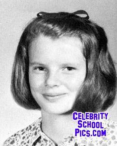 Kim Basinger - Celebrity School Pic