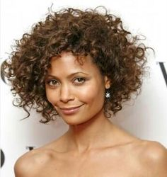 celebrities natural curly hairstyles