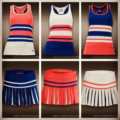 Gator colors for tennis!
