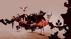 Desktopography - Exhibition 2013 - Ruber