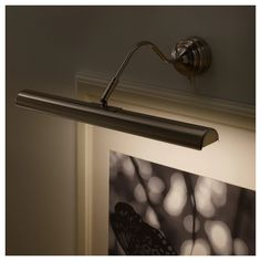 ÅRSTID LED picture light IKEA Lights up your paintings, pictures and other art work while adding character to the entire room. Light Picture Wall, Picture Lighting, Ikea Lighting, Track Lighting, Ikea Pictures, Gallery Lighting, Frame Light, Led Lampe, Incandescent Bulbs