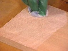DIY Network explains how whitewashing your furniture or wood accessories can brighten the look of most any room in the house.