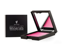Moodstruck Minerals Pressed Blusher-long lasting colour