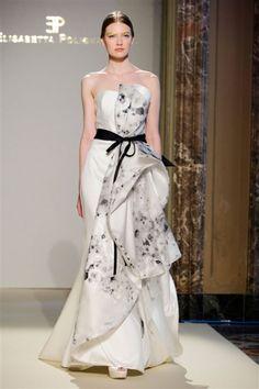 Sfilata Elisabetta Polignano - Sposa 2016 - Milano - Moda - Elle