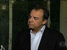 Cabral em 18/06/2013 - Sérgio Cabral vê beleza em ato no RJ e deixa canal aberto para debate