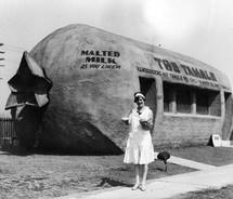 Tamalero, Los Angeles, 1950s.