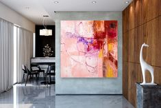 Items similar to Large Modern Wall Art Painting,Large Abstract wall art,texture art painting,abstract originals,bathroom wall art on Etsy Large Abstract Wall Art, Large Canvas Art, Gold Canvas, Bright Paintings, Unique Paintings, Abstract Paintings, Texture Painting, Texture Art, Painting Art