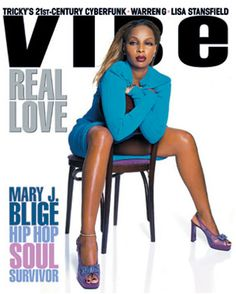 Mary J. Blige. I'm searchin' for a real love...someone to set my heart free...