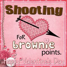 photo about Shooting for Brownie Points Free Printable identify 189 Least complicated Valentines!! pics inside 2019 Valentines, Valentine