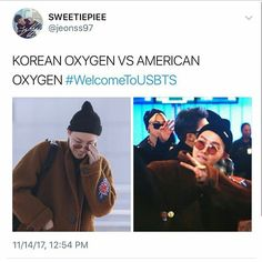 America air always do something on our J-hope ( i dont even know if my words make sense )