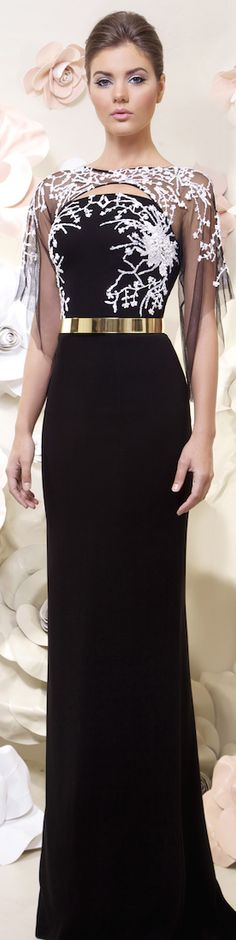 Tarek Sinno Pre-Fall 2013 Couture