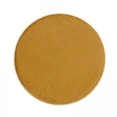 Makeup Geek Eyeshadow Pan - Preppy it looks like the ugliest color, but adding a yellow shade above your crease, especially with a brown smokey eye will add dimension and make the eye POP so much more.