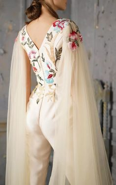This season it's about: Black Tie that makes a statement, be it a gorgeous hue of pink (the season's It color) a full ball skirt or a full-sleeved embroidered jumpsuit.