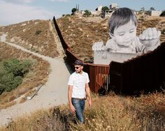 JR's Latest: A Child Caught Between the U.S.-Mexico Border