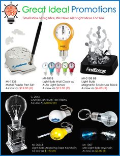 Promotional Supplier Specials ! | Promotional E-Flyer Blast Specials & New Products / Sign Up !