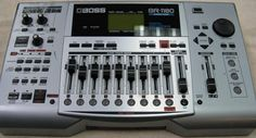 Boss BR-1180CD Digital Recording Studio