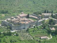 Collelungo (aerial view)