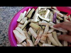 Anne Usulü Dometes Soslu Patlıcan Kızartması (Yok böyle bir kızartma) - YouTube Anne, Cabbage, Vegetables, Youtube, Food, Vegetable Recipes, Eten, Veggie Food, Cabbages