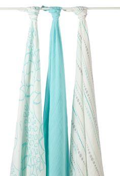 Aden + Anais bamboo wraps