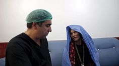 Plastic surgeon Abdul Ghafar Ghayur is practising his own brand of welfare in Afghanistan, where access to healthcare is limited and many cannot afford private treatment.The money he makes from the hundreds of nose jobs and Botox injections he performs on wealthy Afghans allows him to perform