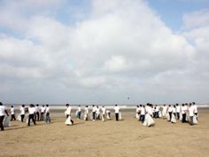 KARACHI: Nearly 180 employees of IGI Life Insurance woke up an hour earlier on Wednesday to clean a small patch of the beach before heading to their offices.