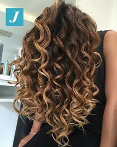 hairstyle ideas ideas for receding hairline ideas for indian wedding for ideas ideas african american ideas with curls ideas curly hair hairstyle ideas easy Curly Hair Styles, Curly Hair Tips, Wavy Hair, Dyed Hair, Ombre Curly Hair, Highlights Curly Hair, Balayage Hair, Colored Curly Hair, Permed Hairstyles