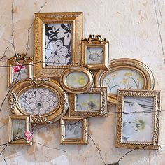 pictures and frames in numbers look amazing! http://impressionen.de