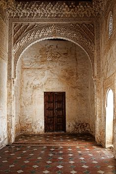 thechampagneepiphany:  La Alhambra