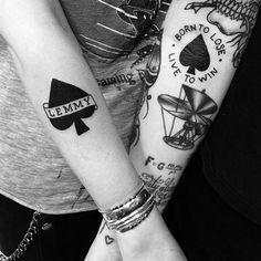 tattoo inspiration lemmy motorhead