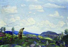 Н.К. Рерих (1874-1947) Пантелеймон-целитель