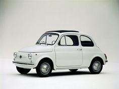 Fiat 500 Nuova (1957)