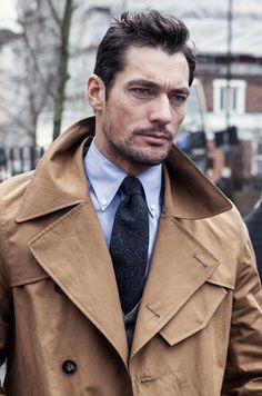 David Gandy LCM16 day January 2016