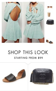 """Untitled #1705"" by tayloremily218 on Polyvore featuring Madewell, Chanel and Ray-Ban"