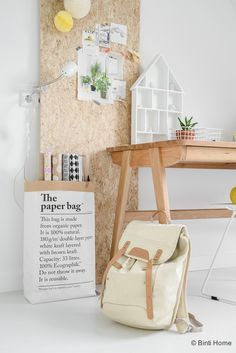 Beautiful Interior Design ideas with OSB Bedroom Workspace, Workspace Design, Home Office Design, Home Office Decor, Home Decor, Office Ideas, Hobby Design, Osb Wood, Bedroom Decor