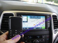 Jeep Gran Cherokee 2013 con Interfaccia AV, navigatore e telecamera su MyGiG Jeep, Cherokee, Blackberry, Phone, Blackberries, Telephone, Cherokee Language, Mobile Phones, Jeeps