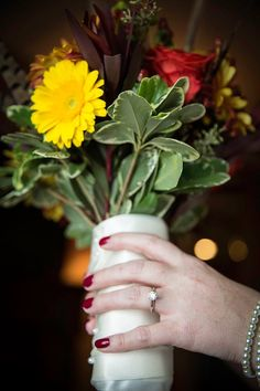Cortney's Fall Wedding done by North Park Florist--Buffalo, NY Fall Wedding, Buffalo, Wedding Flowers, Silver Rings, Park, Blush Fall Wedding, 秋のウェディング 装飾, Parks, Water Buffalo