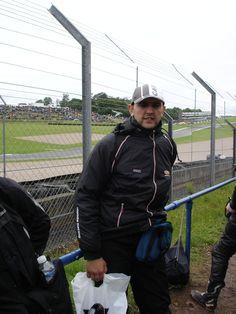 Donington 07 Mitico sitio del circuito