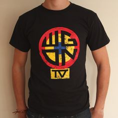 WGON TV - Regular Fit T-shirt   Last Exit to Nowhere