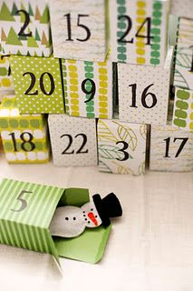 DIY Advent Calendar #Christmas