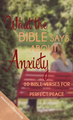 These 10 bible verses for when you feel anxious paint a clear picture of God's unending love for us. Click through to download the FREE phone screensavers to keep these verses close. We see that as long as our trust is in Heavenly Father, He will always b