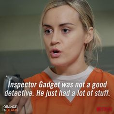 Orange is the New Black : #OITNB ~ Taylor Schilling -- a.K.a. Piper Chapman