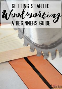 Are you ready to build your own DIY furniture? Check out these tips and tricks t… Are you ready to build your own DIY furniture? Check out these tips and tricks that will help you in getting started woodworking.
