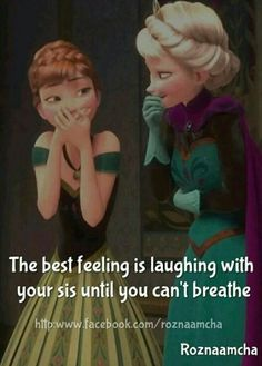 Top Inspiring Quotes about Sisters & l love my sister quotes Sister Friend Quotes, Little Sister Quotes, Sister Quotes Funny, Brother And Sister Love, Funny Quotes About Sisters, Quotes On Sisters Love, Best Brother Quotes, Best Sister, Cute Disney Quotes