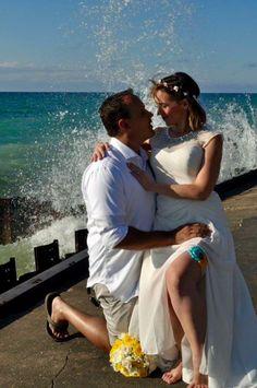 Point Betsie Lighthouse Wedding! Russell Wedding