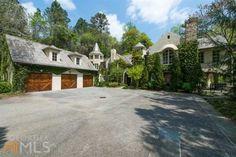1165 W Conway Dr NW, Atlanta, GA 30327   MLS #7457374   9,290 sf   7 bed   7 full 1 half bath   built 1954   2.50 acres   $2,700,000.