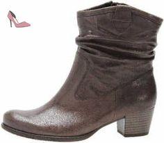 Gabor 52-823 Comfort bottes & bottines femme , schuhgröße_1:eur 38;Farbe:noir