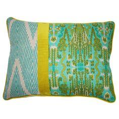 Kim Salmela Belize Pillow