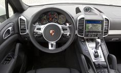 Where I want to be right now- Porsche Cayenne S Diesel