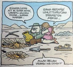 Cartoon :)) – Duygu Demirkan – Join in the world of pin Lost In Thought, Everything Funny, People Laughing, Feeling Sad, Good Mood, Funny People, Funny Photos, Laugh Out Loud, Allah